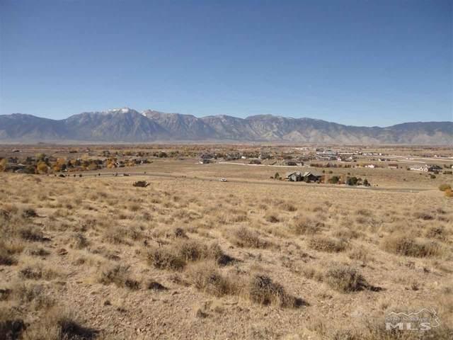 1107 Cortez, Gardnerville, NV 89410 (MLS #200000452) :: Chase International Real Estate