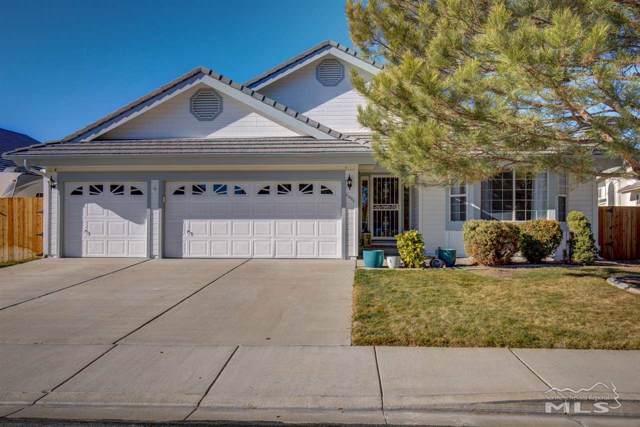4635 Desert Hills Dr, Sparks, NV 89436 (MLS #200000628) :: Ferrari-Lund Real Estate