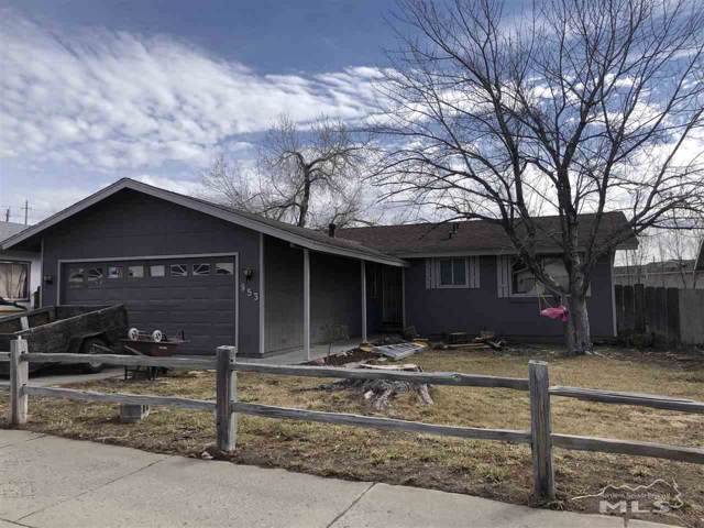 953 Opalite, Carson City, NV 89705 (MLS #200000871) :: The Mike Wood Team