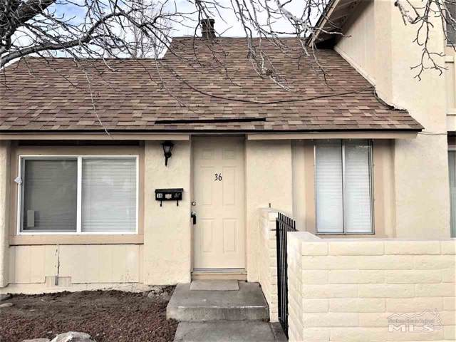 36 Condor Circle, Carson City, NV 89701 (MLS #200000929) :: Ferrari-Lund Real Estate