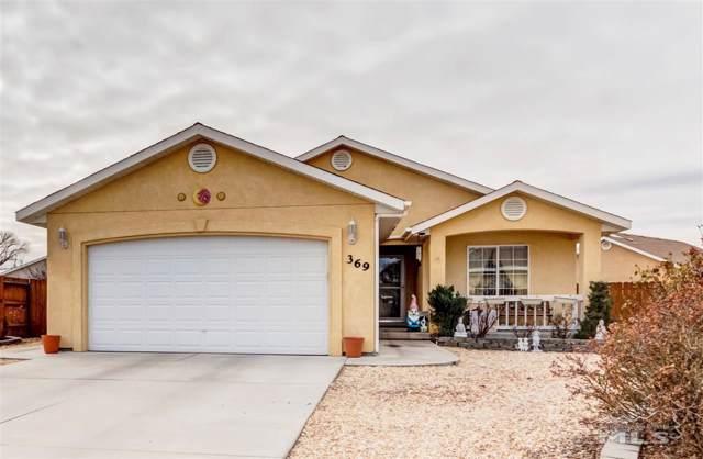 369 Torrey Pines Court, Fallon, NV 89406 (MLS #200001171) :: Ferrari-Lund Real Estate
