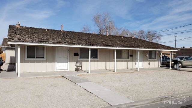 250 W A Street, Fallon, NV 89406 (MLS #200001239) :: Vaulet Group Real Estate