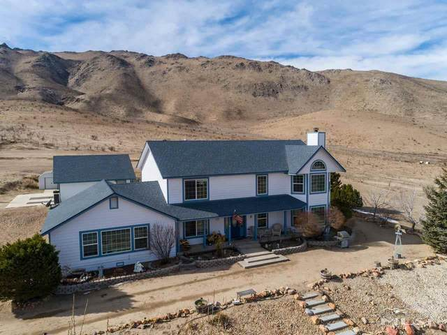355 Appaloosa Circle, Reno, NV 89508 (MLS #200001411) :: Chase International Real Estate