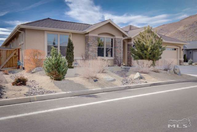 1591 Silver Oak Drive, Carson City, NV 89703 (MLS #200001488) :: The Mike Wood Team