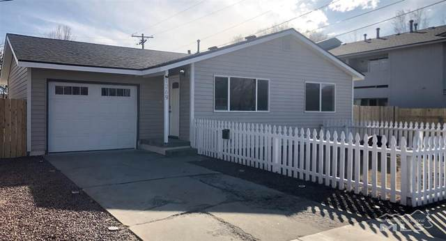 1269 E 5th St, Carson City, NV 89701 (MLS #200001614) :: Ferrari-Lund Real Estate