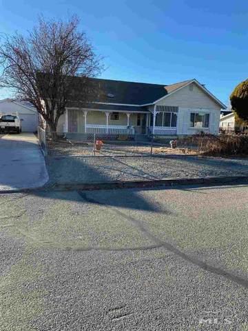 125 S Nevada, Yerington, NV 89447 (MLS #200001631) :: Ferrari-Lund Real Estate