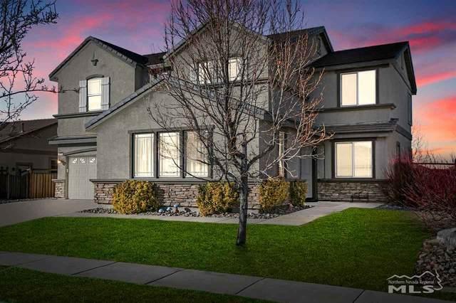 3814 Dorado Ct., Sparks, NV 89436 (MLS #200001733) :: Ferrari-Lund Real Estate