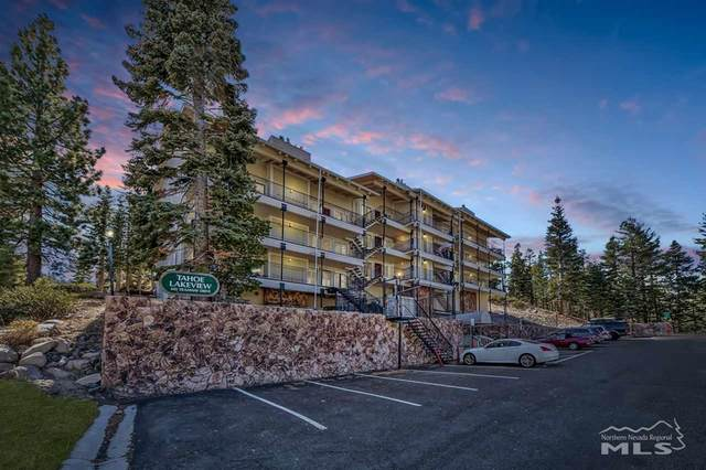 495 Tramway Dr #16, Stateline, NV 89449 (MLS #200001813) :: The Hertz Team