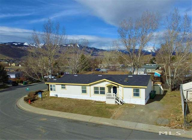 1230 Cardinal Way, Carson City, NV 89701 (MLS #200001843) :: Ferrari-Lund Real Estate
