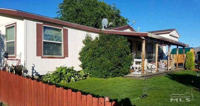 350 Shoshone St, Imlay, NV 89419 (MLS #200001898) :: Ferrari-Lund Real Estate