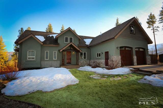 928 Cone Rd, South Lake Tahoe, CA 96150 (MLS #200001899) :: Chase International Real Estate