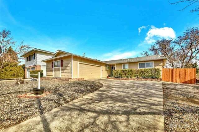 2680 Severn Drive, Reno, NV 89503 (MLS #200001919) :: Ferrari-Lund Real Estate