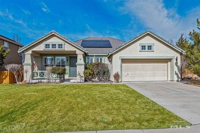 7070 Annabelle Drive, Sparks, NV 89436 (MLS #200002014) :: Ferrari-Lund Real Estate