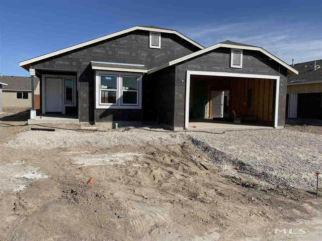 2552 Ladera Dr, Fallon, NV 89406 (MLS #200002036) :: Ferrari-Lund Real Estate
