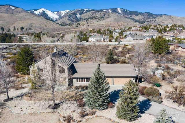 1734 Brush Dr, Carson City, NV 89703 (MLS #200002061) :: Harcourts NV1