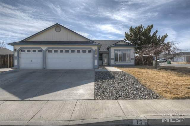 15 Tankersley Ct, Sparks, NV 89436 (MLS #200002185) :: Chase International Real Estate