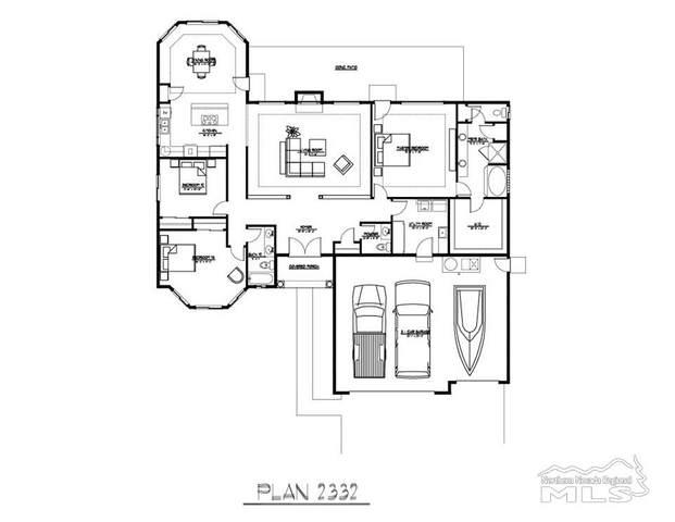 1025 Silveranch Ct., Gardnerville, NV 89460 (MLS #200002191) :: Ferrari-Lund Real Estate