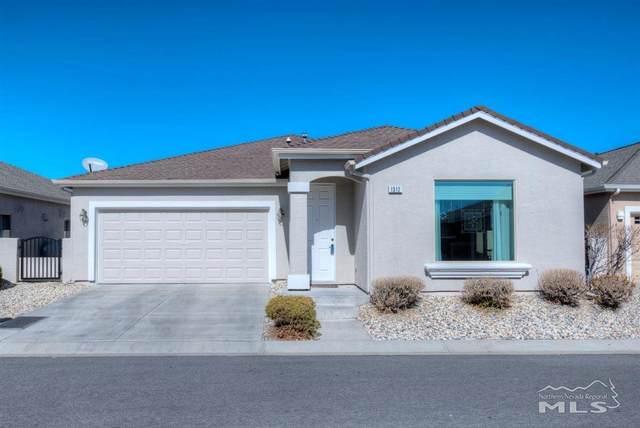 1312 Gambrel Drive, Carson City, NV 89701 (MLS #200002273) :: Chase International Real Estate