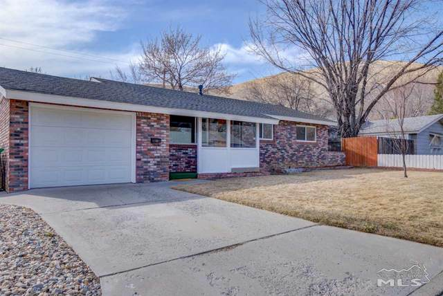 1209 W 4TH, Carson City, NV 89703 (MLS #200002303) :: Theresa Nelson Real Estate
