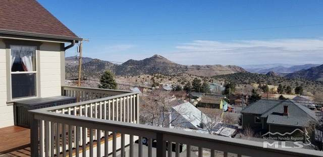 226 N A Street, Virginia City, NV 89440 (MLS #200002307) :: The Craig Team