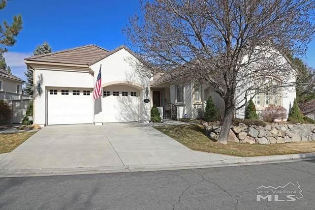 1715 Hunter Creek Rd, Reno, NV 89519 (MLS #200002382) :: Fink Morales Hall Group
