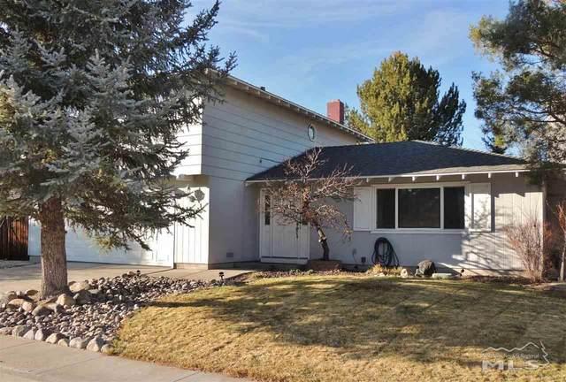 1512 Evan, Carson City, NV 89701 (MLS #200002518) :: Chase International Real Estate