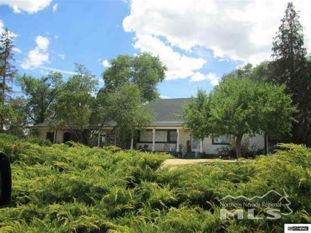 1455 Foothill Road, Reno, NV 89511 (MLS #200002690) :: The Mike Wood Team