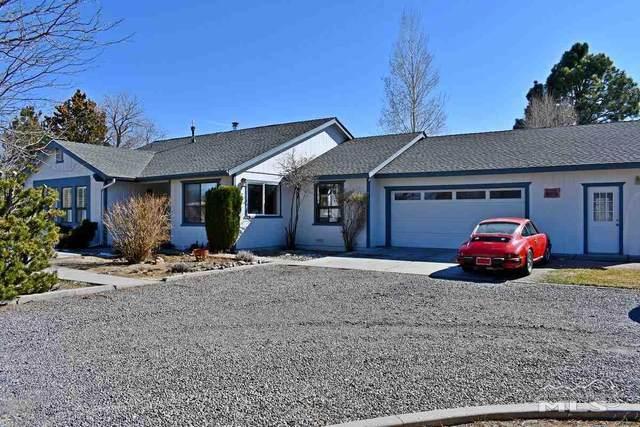 1091 Oro Way, Gardnerville, NV 89460 (MLS #200002848) :: Ferrari-Lund Real Estate