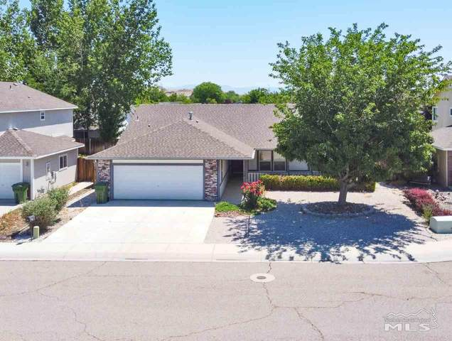 714 Noel Lane, Fallon, NV 89406 (MLS #200003202) :: Theresa Nelson Real Estate