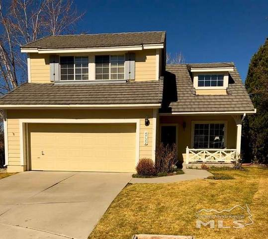 4722 Tierra Park Ct., Reno, NV 89502 (MLS #200003449) :: Chase International Real Estate
