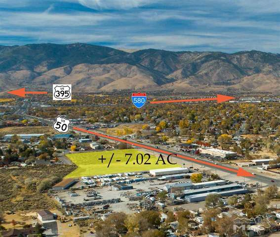 4619 Hwy 50 E, Carson City, NV 89701 (MLS #200003450) :: Fink Morales Hall Group