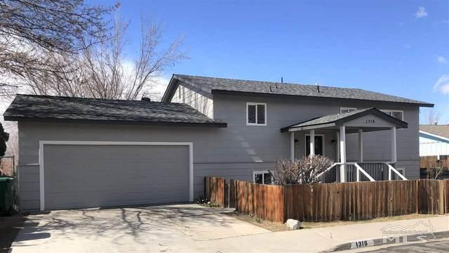 1318 Siskiyou Dr, Carson City, NV 89701 (MLS #200003577) :: Harcourts NV1