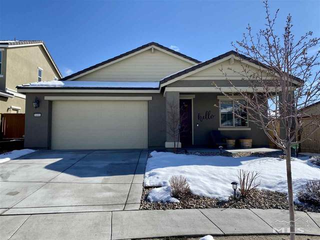 1490 Heavenly View Trail, Reno, NV 89523 (MLS #200003604) :: Ferrari-Lund Real Estate