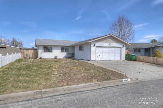 1248 Kenny Way, Carson City, NV 89701 (MLS #200003631) :: Chase International Real Estate