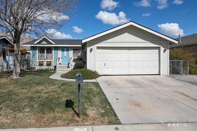 322 Ave De La Bleu De Clair, Sparks, NV 89434 (MLS #200003644) :: Chase International Real Estate