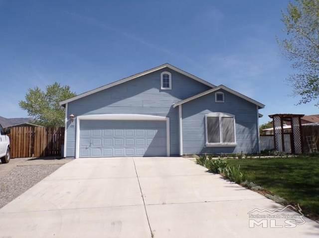 122 Elkhorn, Dayton, NV 89403 (MLS #200003657) :: Chase International Real Estate