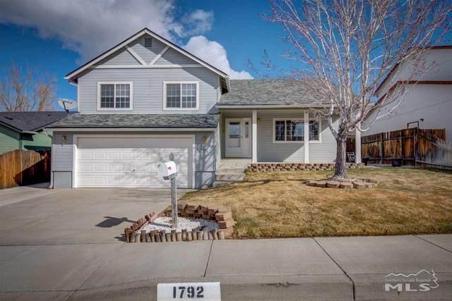 1792 Kingsley, Carson City, NV 89701 (MLS #200003746) :: Ferrari-Lund Real Estate