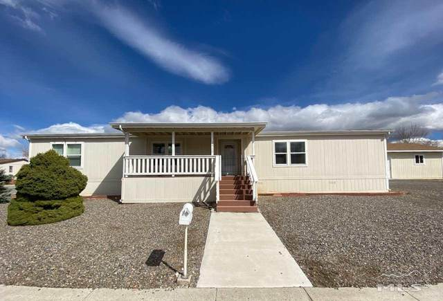 3412 Princeton Ave., Carson City, NV 89705 (MLS #200003792) :: Harcourts NV1