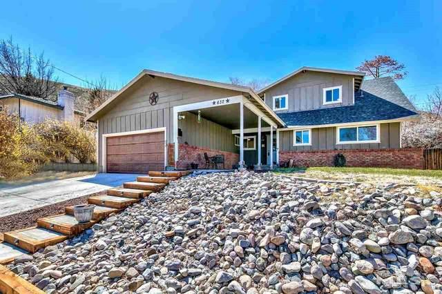 632 Highland, Carson City, NV 89703 (MLS #200003987) :: Ferrari-Lund Real Estate