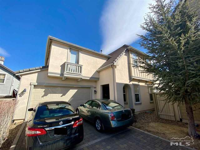 1636 Sawtooth Trail, Reno, NV 89523 (MLS #200004015) :: Ferrari-Lund Real Estate