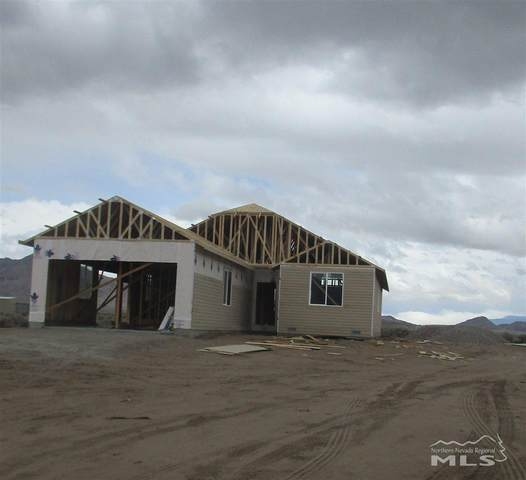 61 W Sierra View, Smith, NV 89430 (MLS #200004044) :: The Mike Wood Team