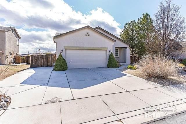 5720 Sonora Pass Dr, Sparks, NV 89436 (MLS #200004103) :: NVGemme Real Estate