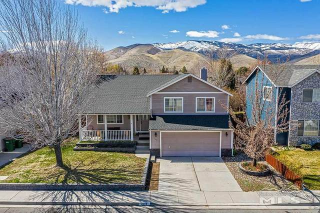 3318 Oreana, Carson City, NV 89701 (MLS #200004110) :: Vaulet Group Real Estate