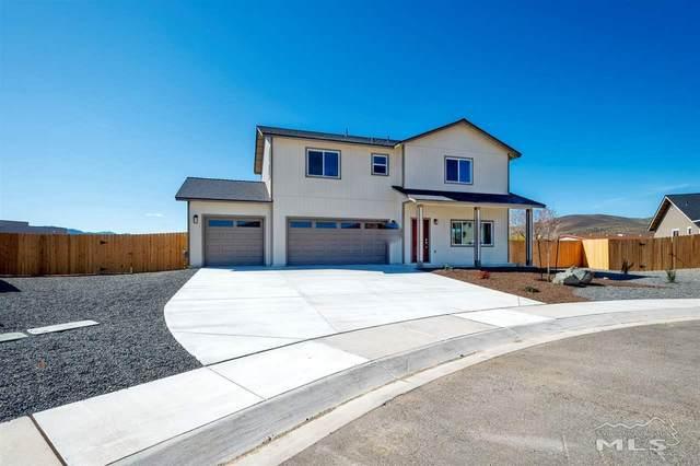 248 Goss Ln, Dayton, NV 89403 (MLS #200004249) :: NVGemme Real Estate