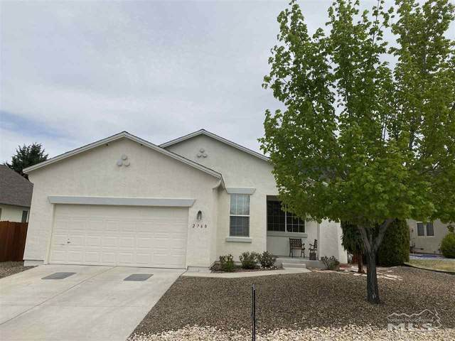 2760 Brass Spur Way, Sparks, NV 89436 (MLS #200004435) :: Harcourts NV1