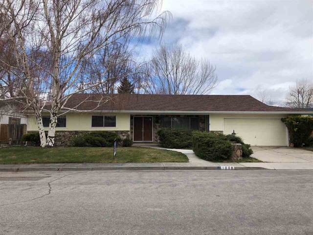 1008 W Sunset Way, Carson City, NV 89703 (MLS #200004444) :: NVGemme Real Estate