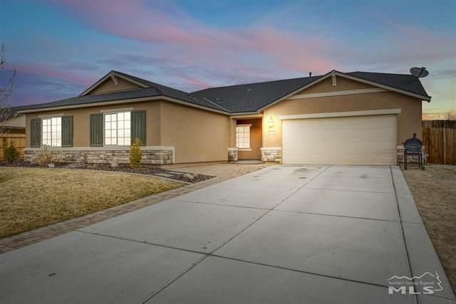 136 Hood Dr., Dayton, NV 89403 (MLS #200004468) :: Chase International Real Estate