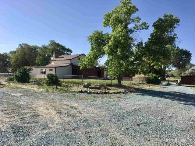 1800 Bafford Lane, Fallon, NV 89406 (MLS #200004568) :: Chase International Real Estate
