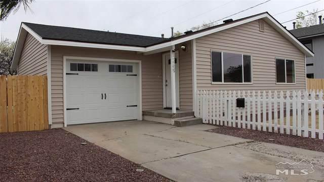 1269 E 5th St, Carson City, NV 89791 (MLS #200004835) :: Ferrari-Lund Real Estate