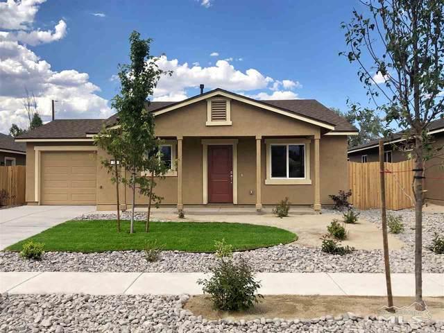325 Limber Pine Drive Lot 4, Reno, NV 89506 (MLS #200005215) :: Fink Morales Hall Group